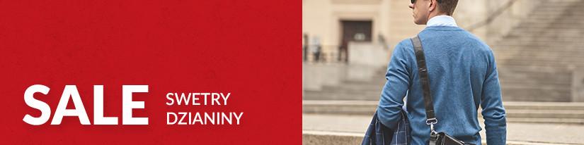 Swetry / Dzianiny