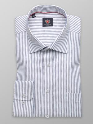 Klasyczna koszula w jodełkę
