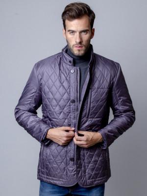 Szara kurtka pikowana