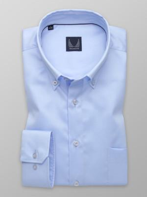 Błękitna klasyczna koszula