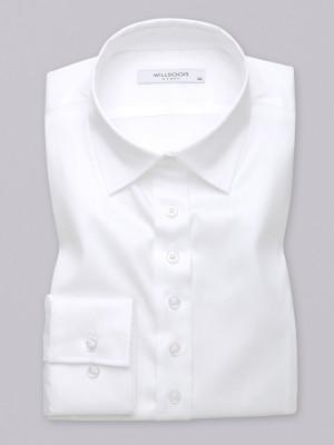 Klasyczna biała bluzka