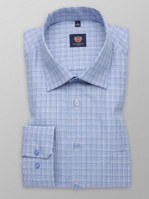 Klasyczna koszula w drobny wzór
