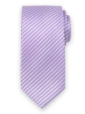 Klasyczny krawat w prążki