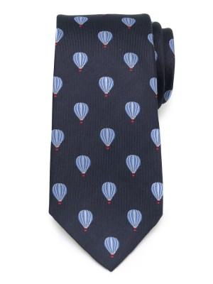 Krawat jedwabny (wzór 381)