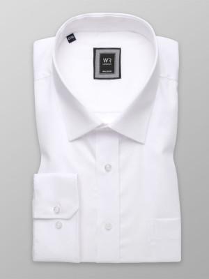 Klasyczna biała koszula z kołnierzykiem KENT