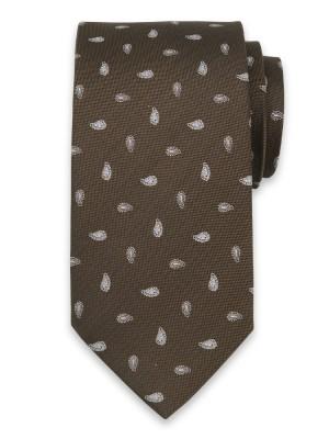 Krawat jedwabny (wzór 136)