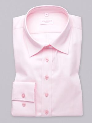 Klasyczna różowa bluzka