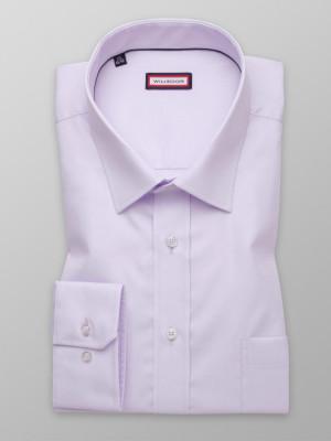 Wrzosowa klasyczna koszula