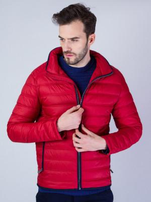 Czerwona kurtka pikowana Redpoint (roz. 3XL - 5XL)