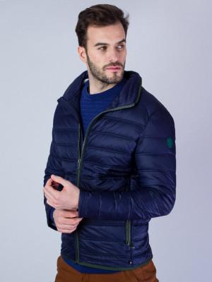 Granatowa kurtka pikowana Redpoint (roz. 3XL - 5XL)