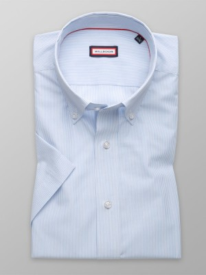 Taliowana koszula w paski