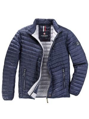 Granatowa kurtka pikowana Redpoint
