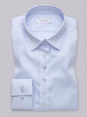 Klasyczna błękitna bluzka