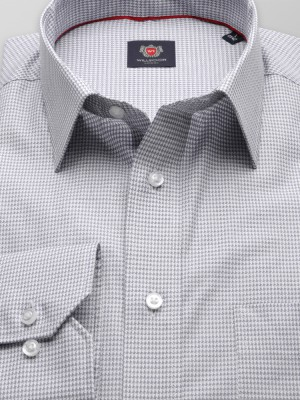 Klasyczna koszula w pepitkę