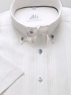 Koszula lniana Slim Fit (wzrost 176-182)