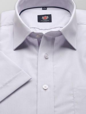 Klasyczna jasnowrzosowa koszula