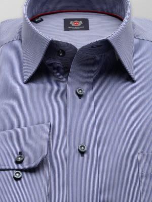 Klasyczna koszula w prążki