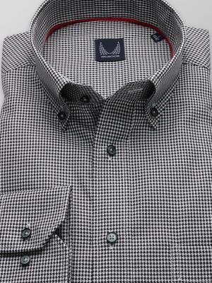 Klasyczna koszula w drobne gwiazdki