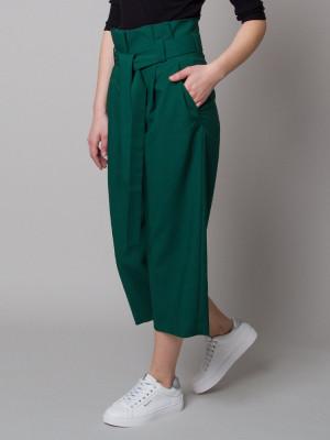 Zielone spodnie Kuloty