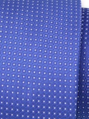 Klasyczny niebieski krawat