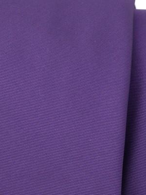 Wąski fioletowy krawat