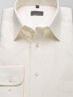 Klasyczna koszula ecru