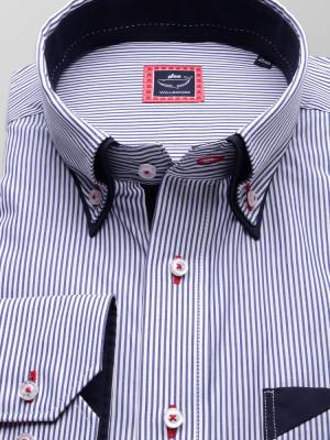 Klasyczna koszula w paski