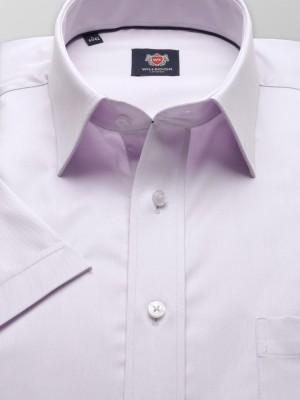 Klasyczna wrzosowa koszula
