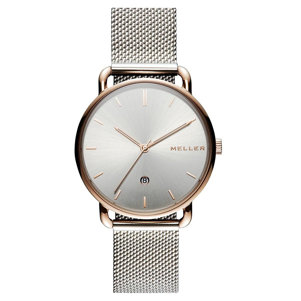 Poważne Zegarek damski Meller Denka Silver KT57