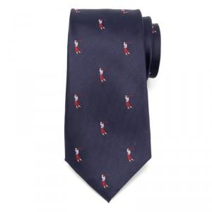 Krawat jedwabny (wzór 350)
