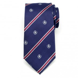 Krawat jedwabny (wzór 297)