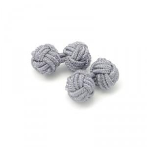 Spinki do mankietów - węzełki (wzór 3)