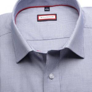 Taliowana koszula w mikrowzór