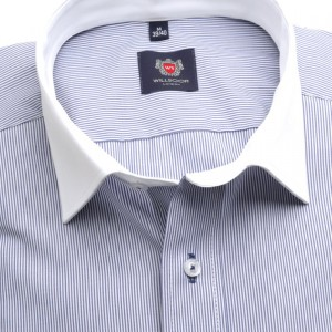 Taliowana koszula maklerska
