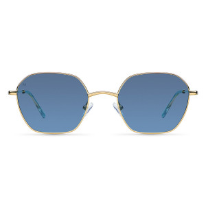 Okulary unisex Meller Adwin Gold Sea