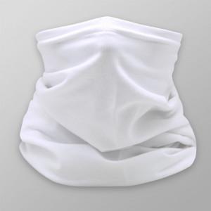 Biała chusta wielofunkcyjna