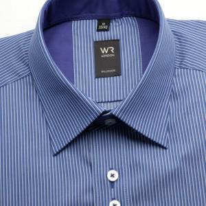 Taliowana koszula w prążek