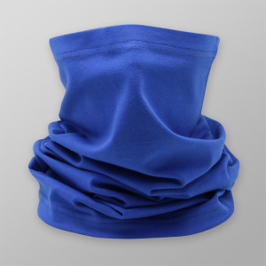 Niebieska chusta wielofunkcyjna