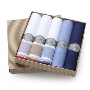 Zestaw kolorowych chusteczek