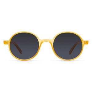 Okulary unisex Meller Kribi Amber Carbon