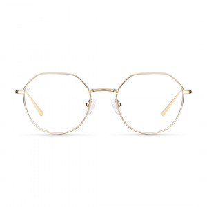 Okulary unisex Meller Blue Light Aldabra Gold