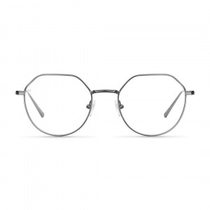 Okulary unisex Meller Blue Light Aldabra Gunmetal