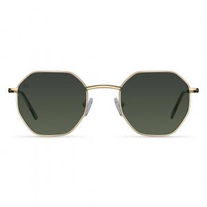 Okulary unisex Meller Endo Gold Olive