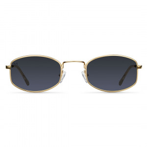Okulary unisex Meller Suku Gold Carbon