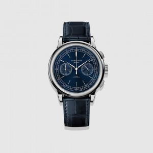 Zegarek męski Corniche Heritage Chronograph 65409