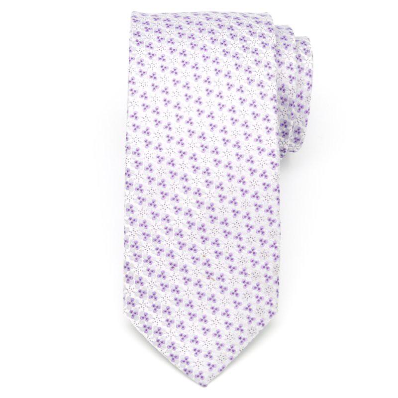 Krawat jedwabny (wzór 111)