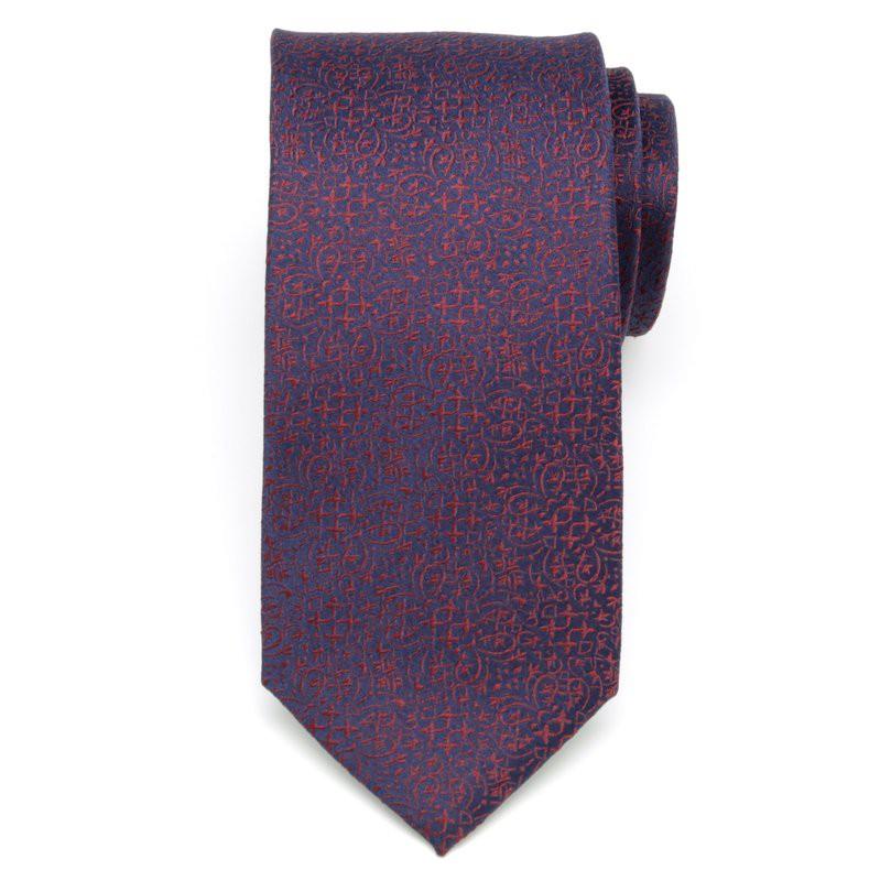 Krawat jedwabny (wzór 121)