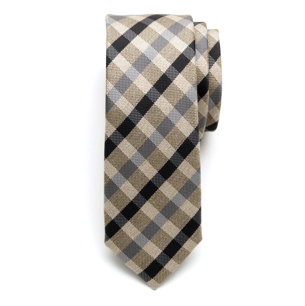 Krawat wąski (wzór 694)