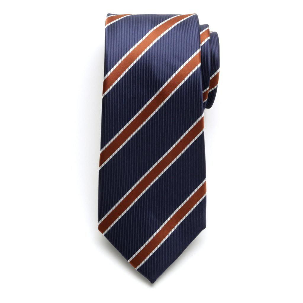 Krawat microfibra (wzór 735)