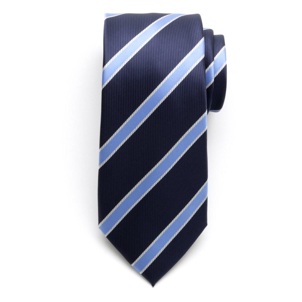 Krawat microfibra (wzór 737)
